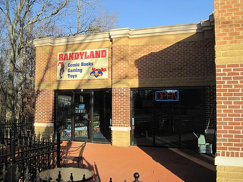 Come on down to Randyland