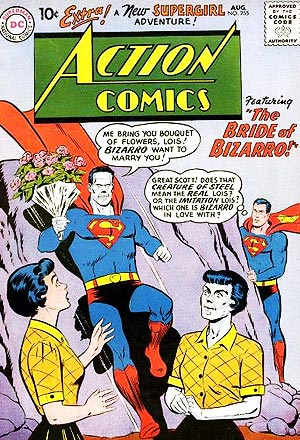 Superman: Peeping Tom?