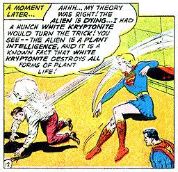 Supergirl: murderer!