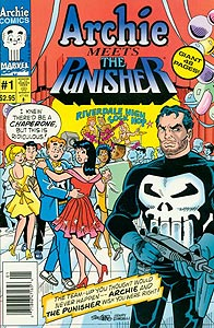 Would you believe that Archie Meets The Punisher is actually a pretty good read? Well, it is.