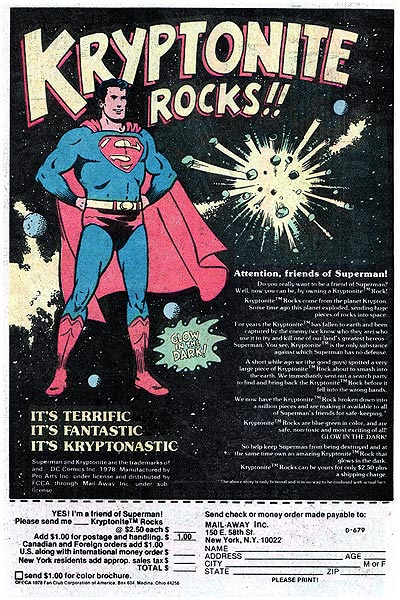 It's Kryptonastic!