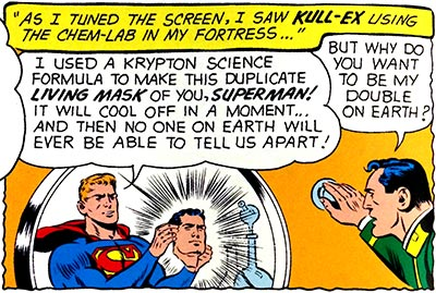 Krypton science is different than other sciences?