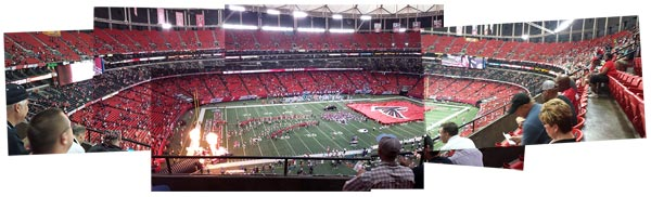 Preseason games in Atlanta draw about as many fans as reals game in Miami