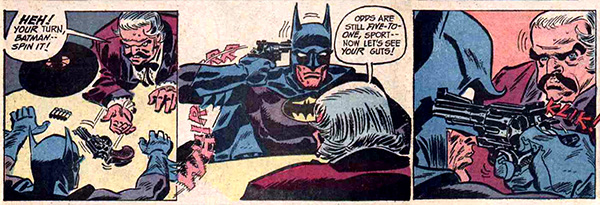 This is how Batman and the NRA solve their differences on gun control