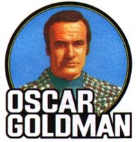 Oscar Goldman, head of the OSI and a snazzy dresser.