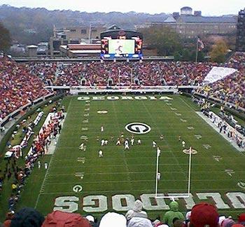 Georgia Tech 45, UGA 42