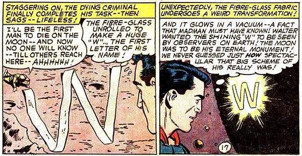 World's Finest #165. In this issue: Superman watches someone die!