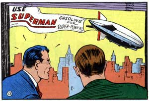 Action Comics #6 predicted this in 1939.