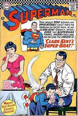Superman #192: They think of everything.
