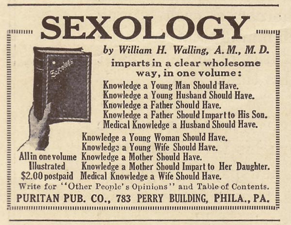 Knowledge dirty old men should have, too