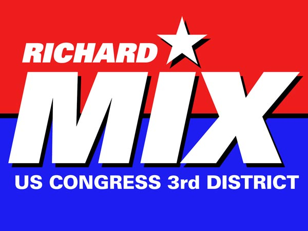 Richard Mix for Georgia's 3rd Congressional District