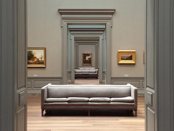 The endless National Gallery
