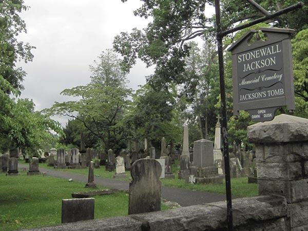 Stonewall Jackson Cemetery