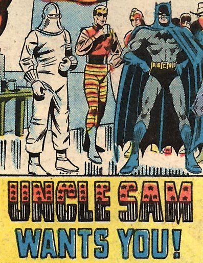 This was before Batman switched to decaf