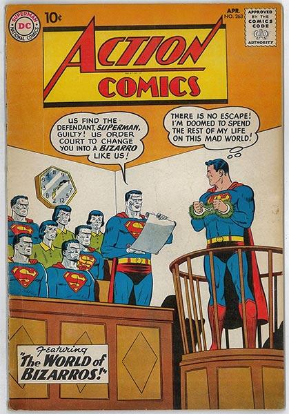 Action Comics 263