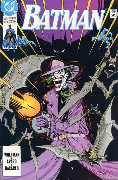 Joker can't even kill a real bat.