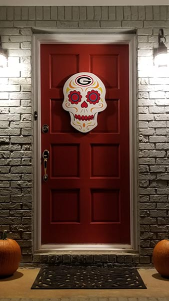 Knock, knock. You're dead.