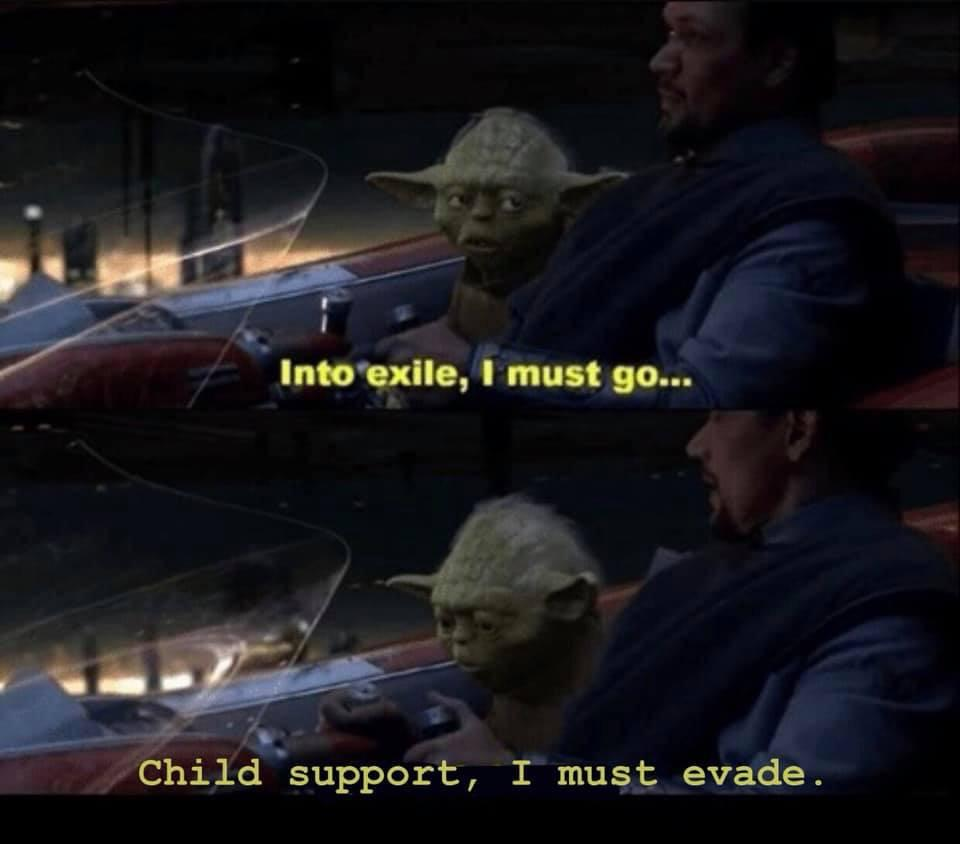 There is no try