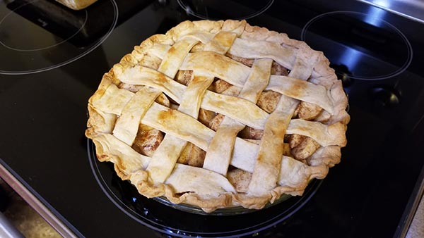 Pie. Apple Pie.