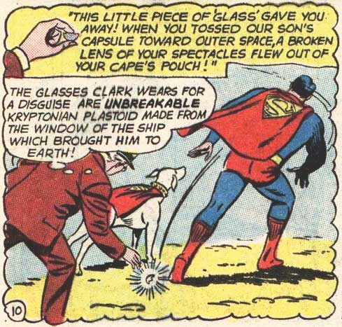 Plastoid? Is that a Kryptonian word?