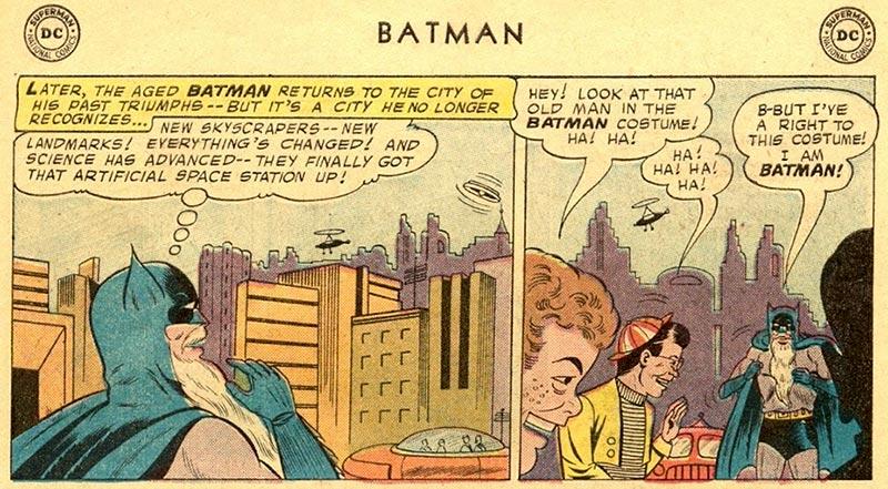 Batman #119 (October 1958)