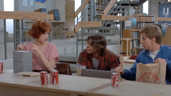 Drink Coke! (The Breakfast Club)