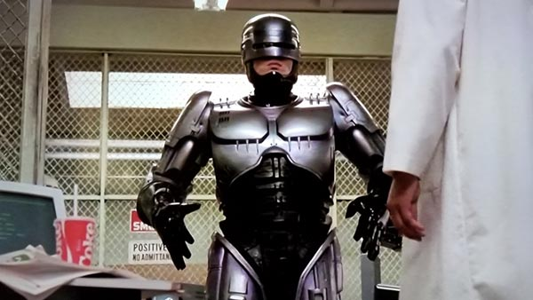 Drink Coke! (Robocop)