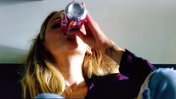 Drink Coke! (A Simple Favor)