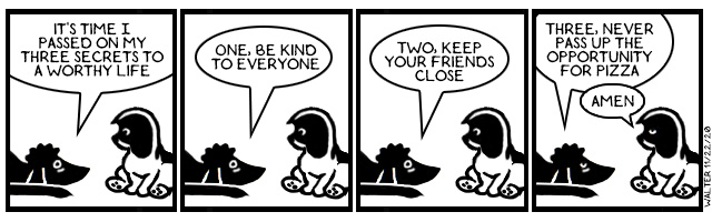 Dogs are so much wiser than people