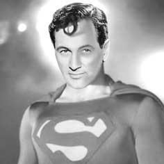 Rock Hudson as Superman!