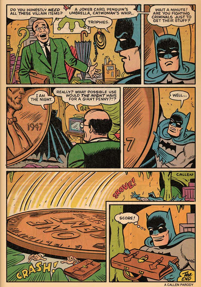 This is far better than most comics published by DC these days